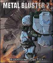 [S60v2,UIQ] Metal Bluster 2 - Robot Bảo Vệ Thành Phố